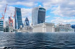 Immobilieninvestoren unterschätzen Risiken des Klimawandels für ihr Portfolio