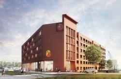 Württembergische kauft Hotel im Mainzer Zollhafen