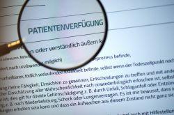 BGH-Vorgaben zu Patientenverfügungen erhöhen Beratungsbedarf