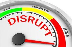 Disruption: Jedes zweite Unternehmen ist bedroht