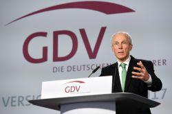 Wolfgang Weiler als GDV-Präsident bestätigt