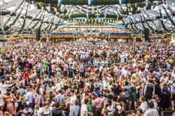 Oktoberfest: Kurzzeit-Versicherung für Wies'n-Besucher
