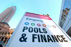 Pools & Finance 2016: Zwei Standorte, zehn Veranstalter