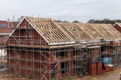 Mehr Baugenehmigungen, vor allem für Mehrfamilienhäuser