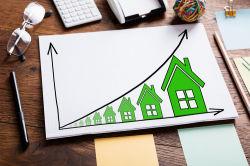 Gewos-Studie: Immobilienpreise werden weiter steigen