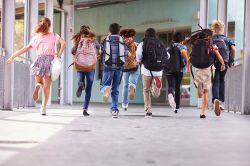 Schulbeginn nach den Sommerferien – Schulwegunfälle und Versicherungsschutz