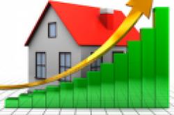 Niedrige Baufi-Zinsen lassen Immobilienkäufe ansteigen
