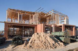 Mehr Baugenehmigungen dank Mehrfamilienhäusern