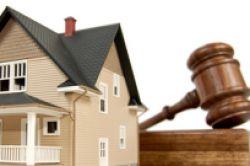 Weniger Immobilien unter dem Hammer