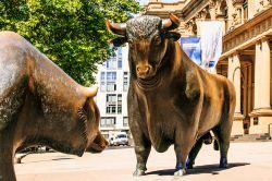 Börsenhandel in Frankfurt erliegt technischer Störung