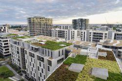 Wohnimmobilien: Grüner Schutzmantel fürs Haus
