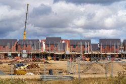 Kräftiges Auftragsplus für die Baubranche im Juli