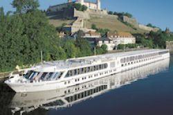 Premicon versilbert Flusskreuzfahrtschiff