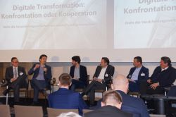 Digital Day 2019: Talkrunde – Konfrontation oder Kooperation?