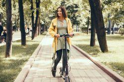 Studie: E-Scooter kaum als günstiges Verkehrsmittel geeignet