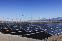 Ein Drittel des Stroms umweltfreundlich produziert