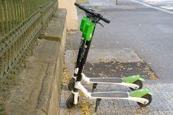 Keine Ausnahme im Straßenverkehr: E-Scooter schützt vor Bußgeld nicht