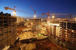 Zahl der neu gebauten Wohnungen wächst nur langsam