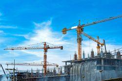 Baubranche: Boom setzt sich fort – Genehmigungen stagnieren