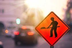 """Sicherheit auf der Baustelle: Das Schild """"Eltern haften für ihre Kinder"""" reicht nicht aus"""