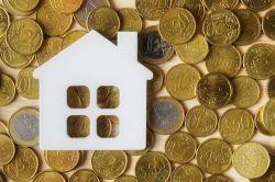 Baufinanzierung: Kredithöhe und Fremdfinanzierung sinken