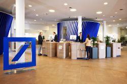 Deutsche Bank erzielt unerwartet hohen Gewinn – Aktie springt an