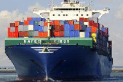 Containerschifffahrt: Charterraten im Aufwind