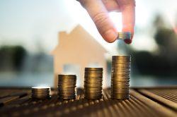 Niedrigzinsen und boomender Immobilienmarkt fördern Kreditvergabe
