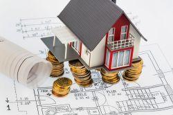 Immobilienkredite: Durchschnittsrate und Darlehenshöhe steigen