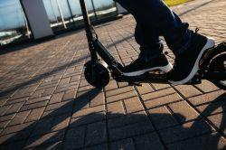 Kassenarzt-Chef fordert Verbot von E-Tretrollern