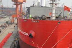 Marenave Schiffahrts AG nimmt weiteren Bulker-Neubau in Empfang