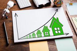 Immobilienpreise: Städte rechnen mit weiterem Anstieg