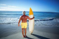 Aktives Altern vom Einkommen abhängig
