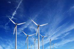 Deutlicher Zuwachs bei Windenergie