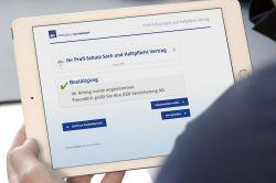 Gewerbegeschäft: Axa ermöglicht digitalen Abschluss