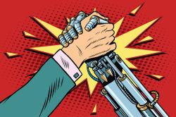 Skepsis vor Digitalisierung hängt von Weiterbildung ab