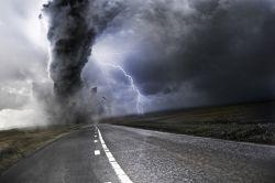 Naturkatastrophen: Swiss Re rechnet mit hohen Schäden