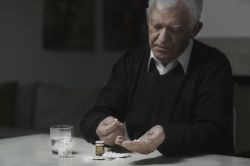 Fast jeder Fünfte geht mit einer Erwerbsminderungsrente in Altersrente