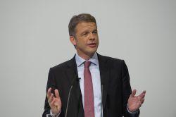 Deutsche-Bank-Chef Sewing: Haben viele Hausaufgaben zu machen