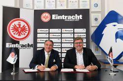Eintracht Frankfurt: DFV wird Premium-Partner