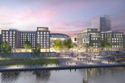Real I.S. kauft Neubau am Ufer der Spree