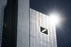 Deutsche Bank hält trotz jüngster Turbulenzen an Jahreszielen fest