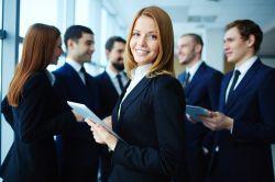 Netzwerken: Beraterinnen fördern Frauen