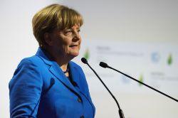 Merkel kritisiert Rentenkampagnen des DGB im Wahlkampf
