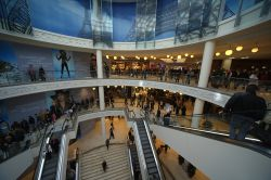 Neubau von Shoppingcentern in Europa verlangsamt sich