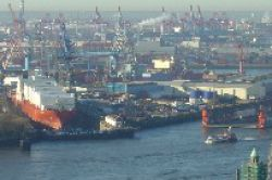 Containerumschlag: Hamburger Hafen hängt Rotterdam und Antwerpen ab