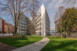UBS erwirbt Bürohaus in Frankfurt für Individualfonds