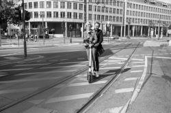 E-Scooter: Viele Kopfverletzungen nach Unfällen