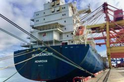 VesselBid schließt erste Schiffs-Versteigerung ab