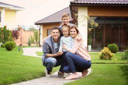 Wie das Baukindergeld beim Hauskauf hilft